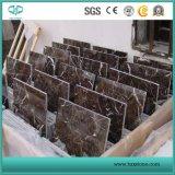 Китайские темные слябы Emperador мраморный/настил/плитки/вымощать/мрамор Brown заволакивания стены