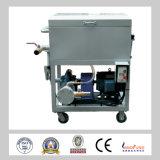 Máquina de la regeneración del petróleo hidráulico de la presión de la placa/máquina del purificador de petróleo de la turbina
