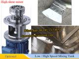 Réservoir de mélange de mélange du réservoir 2800rpm d'émulsification