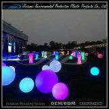 Decoração da iluminação do diodo emissor de luz para a piscina do jardim