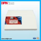 panneau rigide de mousse de PVC de panneau de PVC de blanc de 20mm pour le Module