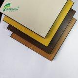 二重側面の木製カラーフェノールのコンパクトの積層物HPLのパネル