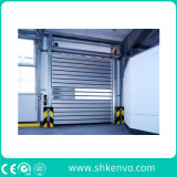 Термально Изолированная Высокоскоростная Дверь Штарки Ролика для Фабрики Еды