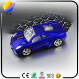 Ratón sin hilos fotoeléctrico del USB del asunto de la dimensión de una variable del coche de Lamborghini