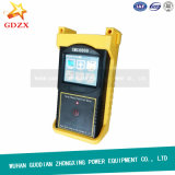 Analisador trifásico da qualidade da potência do dispositivo da inspeção da eletricidade Smg6000