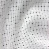 夏のワイシャツのための編まれた格子縞の遠征ファブリックを冷却しなさい