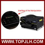 Machine multifonctionnelle de bonne qualité de presse de la chaleur de vide de la sublimation 3D