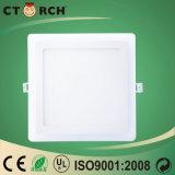 LED 온-오프 색깔 변화 위원회 빛 알루미늄 Ctorch