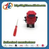 중국 제조자 아이를 위한 재미있은 플라스틱 DTY 로봇 고정되는 장난감