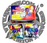 الملونة دخان الكرة النارية لعبة الألعاب النارية وسعر المصنع مباشرة
