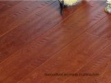 Античный китайский настил твёрдой древесины Handscraped клена