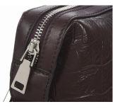 Echtes Leder-Geschäfts-Handtaschen-Qualitäts-Schulter-Beutel des Mannes (RS-MS009)
