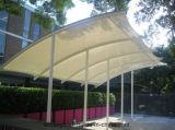 Estructura extensible al aire libre de la casa de las vacaciones de la membrana, membrana de la estructura del hogar de vacaciones