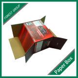 Embalaje modificado para requisitos particulares del rectángulo de papel de la cartulina para las herramientas