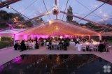 イベントのための屋外アルミニウムフレームの結婚式の玄関ひさし党テント