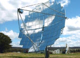 1.1mm, 3mm, лист зеркала 4mm высокой отражательной способности 3.2mm солнечный для сконцентрированных солнечных применений (CSP) электростанции