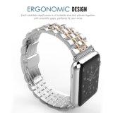 스테인리스 금속 보충 지능적인 시계 결박 팔찌