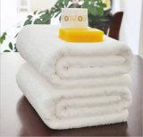 100%年の綿の星のホテルの浴室タオルのビーチタオルの製造業者