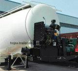 3 do petroleiro maioria do pó do cimento do eixo 35ton da carga do caminhão reboque de serviço público Semi