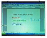 Panneau en verre de projection de définition élevée magnétique de passage à sec d'un chiffon avec En71/72/73