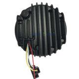 J265 IP67 위치 LED를 가진 은 DC10-30V 고/저 광속 5inch 50W 기관자전차 LED 헤드라이트