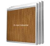 Luftkühlung-Systems-Aluminiumlegierung-Rahmen-abkühlende Auflage-Wand
