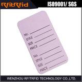 Pequeña etiqueta pasiva barata impermeable de la frecuencia ultraelevada RFID de RFID