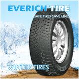 el coche radial del neumático del coche de los neumáticos del invierno 225/55r18 pone un neumático la nueva polimerización en cadena superior de las marcas de fábrica del neumático