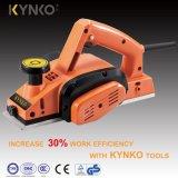 580W Kynko 전력 공구 목제 기계 전기 플레이너 (KD48)