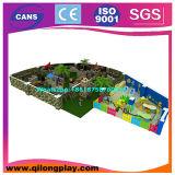 De zachte BinnenApparatuur van de Speelplaats voor Kinderen om Spelen op Scholen te spelen