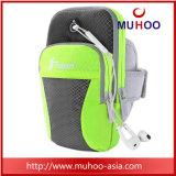 La gymnastique de caisse de support de téléphone de mode folâtre le sac pour extérieur