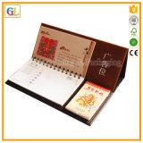OEM Dienst van de Druk van de Kalender van het Ontwerp de Goedkope in China