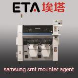 Chaîne de montage automatique de DEL four de ré-écoulement d'air chaud (E8)
