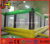 膨脹可能なバレーボールの警備員の膨脹可能なバレーボール競技場