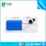 С высокой энергией плотность, более длинний блок батарей 2600mAh Li-иона срока хранения 4s 14.8V 18650
