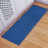 Geprägt/Form/geformte Muster-Antibeleg-Öl-Wasser-beständige Gummi Belüftung-Hintertür-Fußboden-Küche-Teppich-Matten-Wolldecken prägen