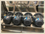 Auomaticは満ちる処理機械液体食器洗いをする