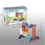 los bloques teledirigidos del kit RC del bloque de oscilación 1488715-Gyro fijaron el juguete creativo 84PCS - color de la educación al azar