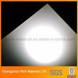 Shapesand personnalisé classe la feuille en plastique de diffuseur pour l'éclairage de DEL