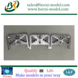 Aluminium-CNC-Präzisions-maschinell bearbeitenteile