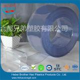 Azules claros transparentes estándar ven a través la tira Rolls del PVC de la cortina de puerta