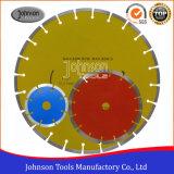 лезвие вырезывания гранита режущих инструментов камня этапа диаманта 105-350mm