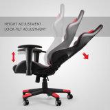 의자를 경주하는 PU 가죽 인간 환경 공학 디자인