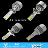 9004/9007 / H13 / H4 Car LED Koplamp / koplamp Conversion Kit LED 6000K White Super Bright