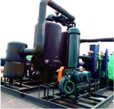 Consumición cero, presión inferior, secador regenerador del viento del tambor del vapor