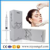 Hyaluronate 산성 주입 피부 충전물 세륨 증명서 Reyoungel 2.0ml