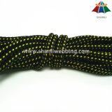 金絹が付いている高力6mmマルチカラーナイロン/ポリエステル/PP編みこみのロープ/コード