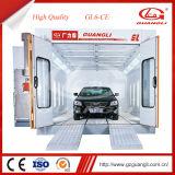 中国Guangliの製造業者の専門の高品質の自動車修理車の絵画スプレー・ブース