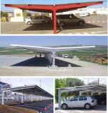 Гараж автомобиля стальной структуры высокого качества