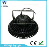 Luz de la luz 150W LED Highbay de la bahía del precio de fábrica alta LED